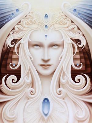 - The Sapphire Queen -