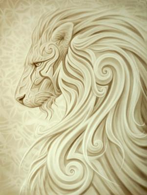 - Lion's Grace -