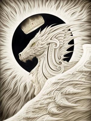 - Black Sun Dragon -