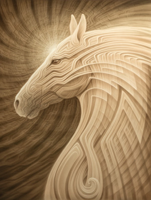 - Untitled Horse Commission -