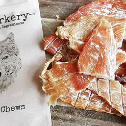 Chicken Chews! All of these chews in one