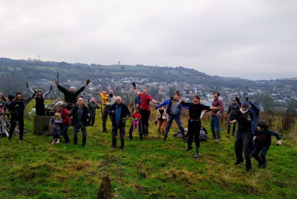 Love Land Community Field, Penryn