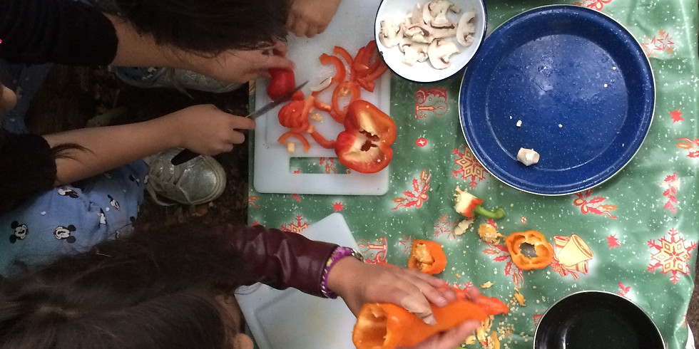 May TIDE Forest School Session