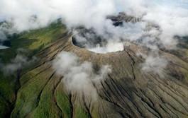 Cratère rincon-de-la-vieja