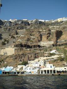 Cyclades- Tinos, Naxos, Santorin