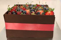 Fresh Berry Chocolate Box