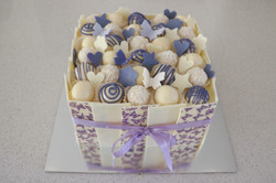 Purple & White Chocolate