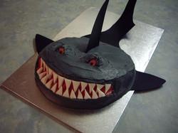 Big Bite Birthday Cake