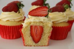 Strawberry on Strawberry