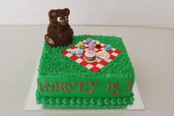 Teddy Bear's Picnic Cake