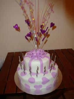 Deluxe Birthday Cake