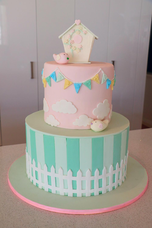 Baby/Christening Cake