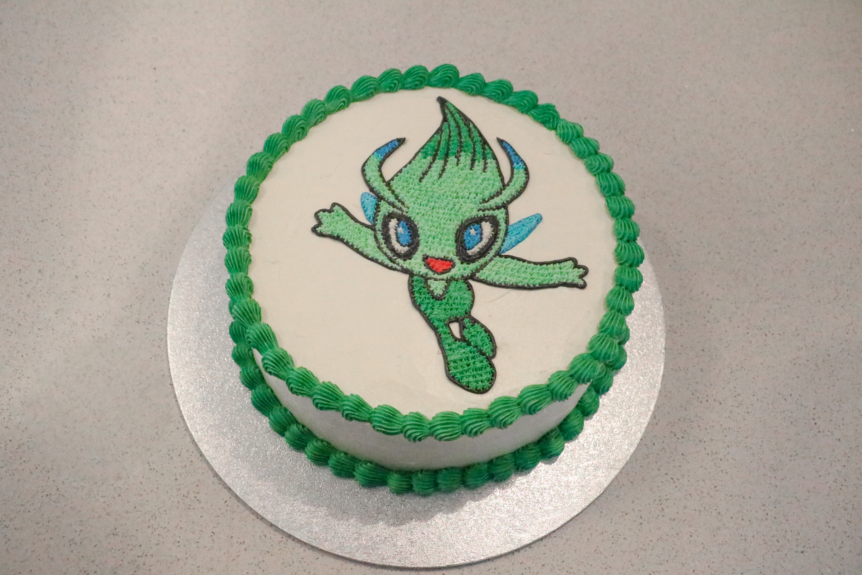 Celebi Cake