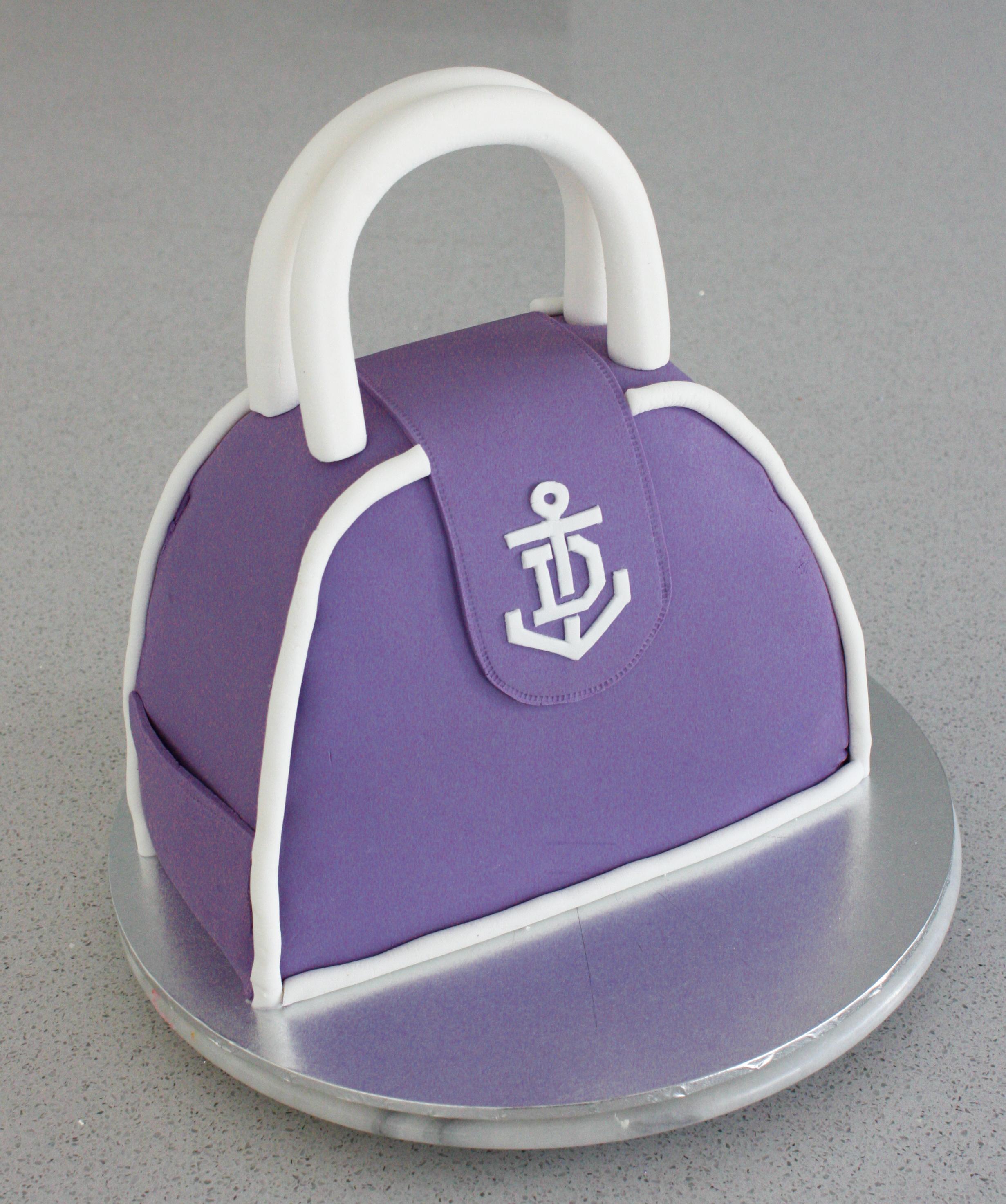 Freo Handbag Cake