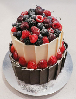2-tier Berry Box