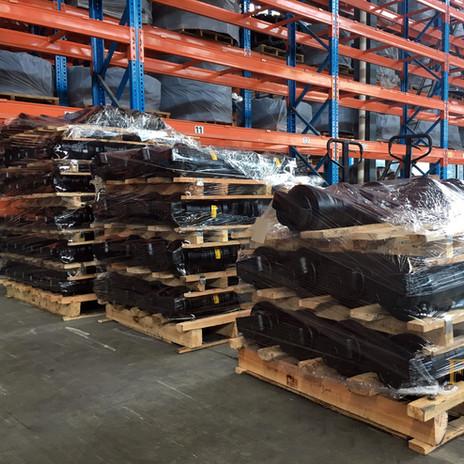 Excavator bulldozer Track roller F&L -2.
