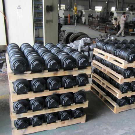 Excavator bulldozer Track roller F&L -4.