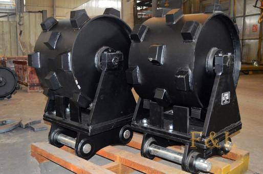 Compaction Wheel