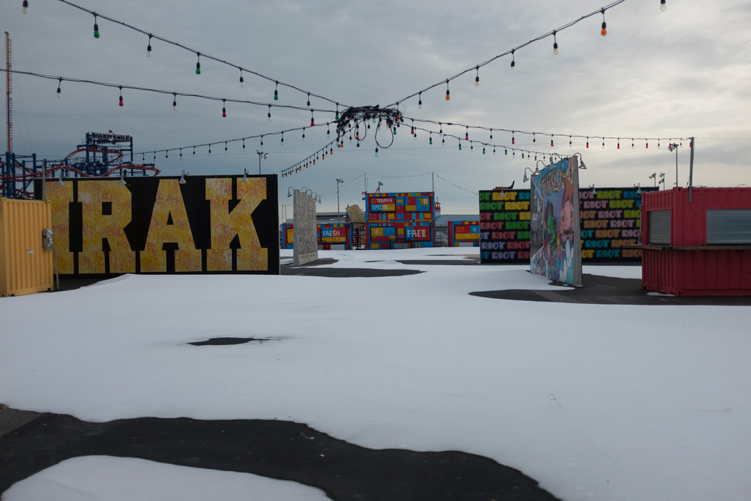 Irak, Luna Park, Coney Island
