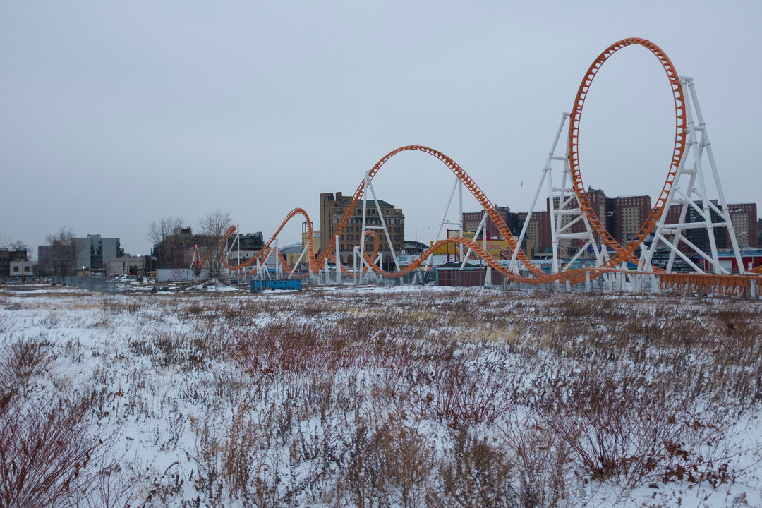 Thunderbolt, Luna Park, Coney Island