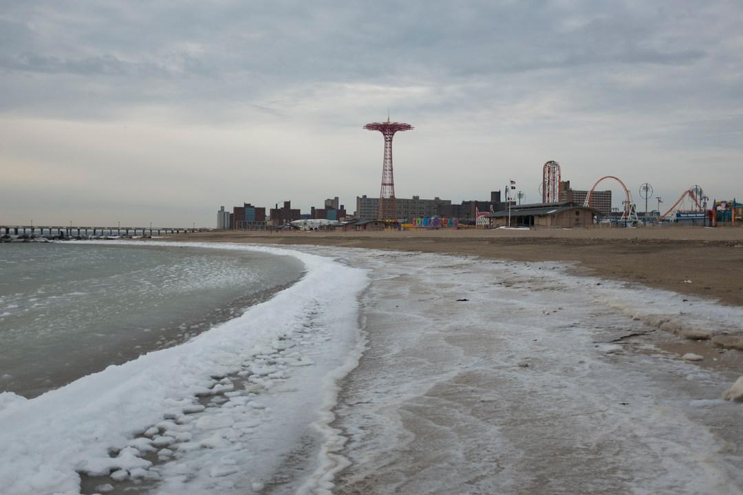 Parachute Jump, Brighton Beach, Coney Island