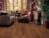 Interior Finishes living room floor wood finish in Bend OR
