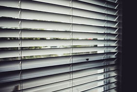 Blinds and blind cleaning services at Maid OK