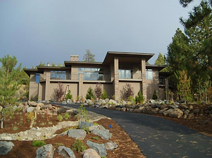 Beautiful home in Bend Residential painters in Bend