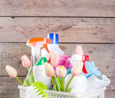 Simple House Cleaning Tips For An Easter Vacation