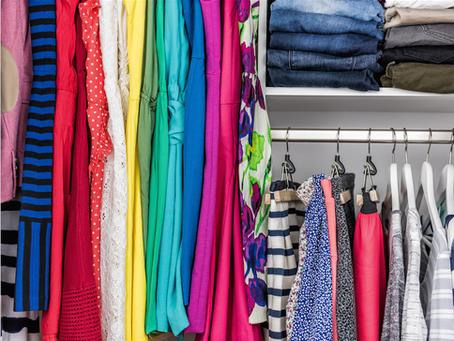5 Secrets of Closet Organization