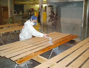 Staining service in Bend, OR