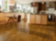 Laminate flooring services in Vancouver, WA. Kibuk Construction.