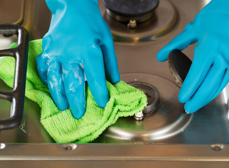 The Cleaning Secret of Stainless Steel