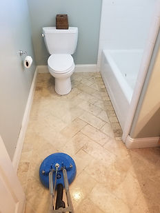 Natural Stone, Tile and Grout Cleaning Services at Eco Clean