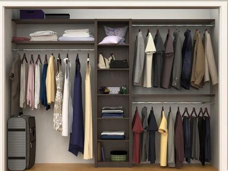 How Can I Tidy My Closet?