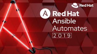 Red Hat - Ansible Automates 2019