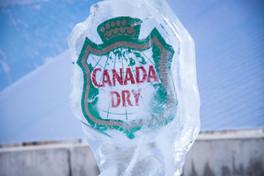 NIEVE EN LA CIUDAD - CANADA DRY