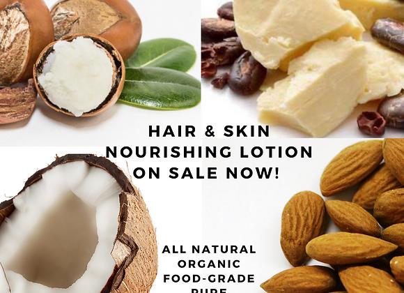 Hair & Skin Nourishing Lotion
