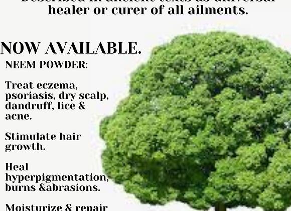 Organic Neem powder 100g