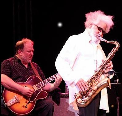 Saul Rubin e Sonny Rollins