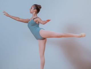 Il sogno di Greta all'accademia di danza di Roma
