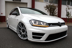 Custom VW Golf 7R