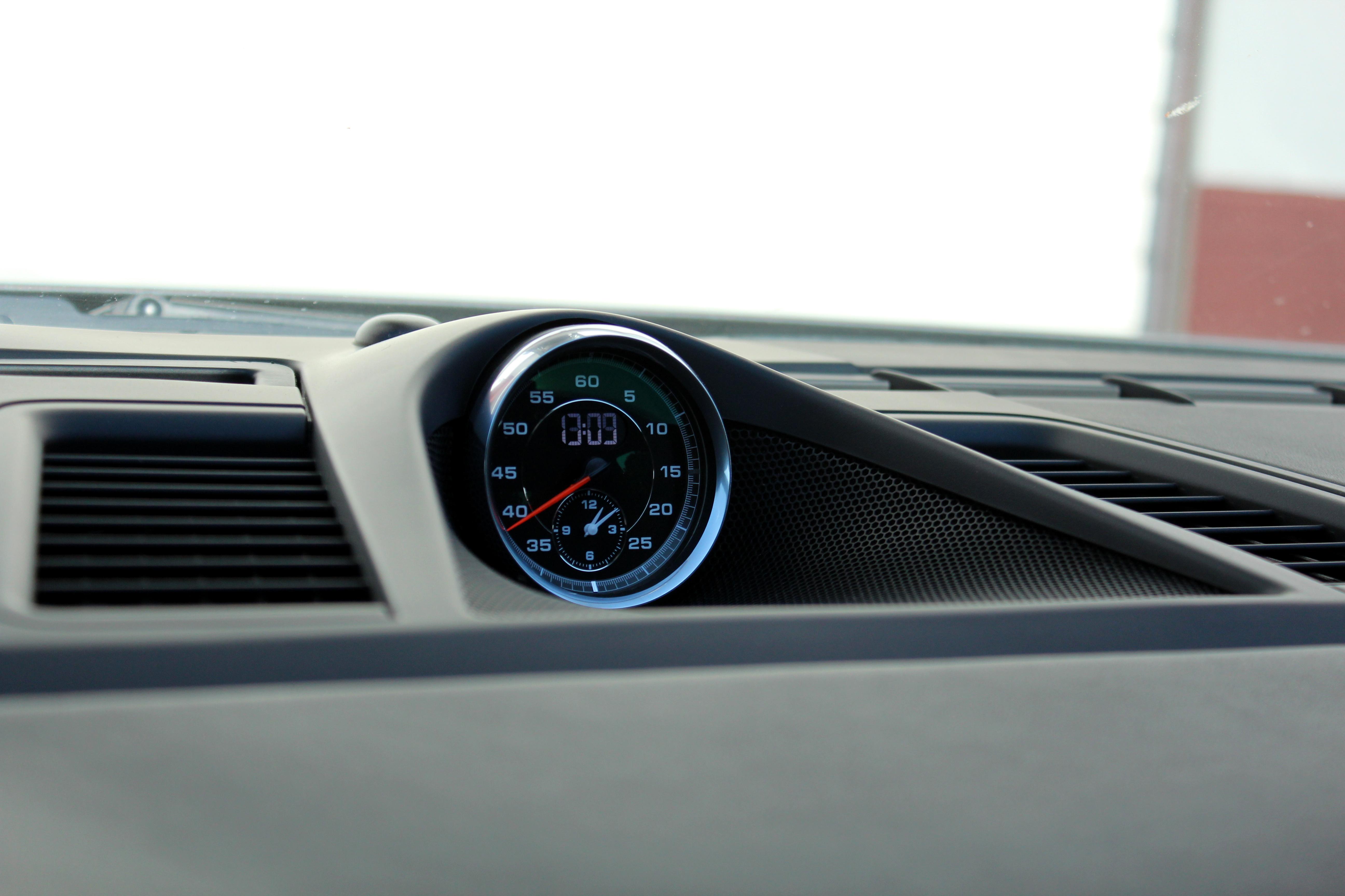 Porsche Chrono