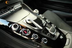 Mercedes AMG GT R Mittelkonsole