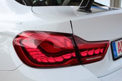 BMW M4 GTS OLED