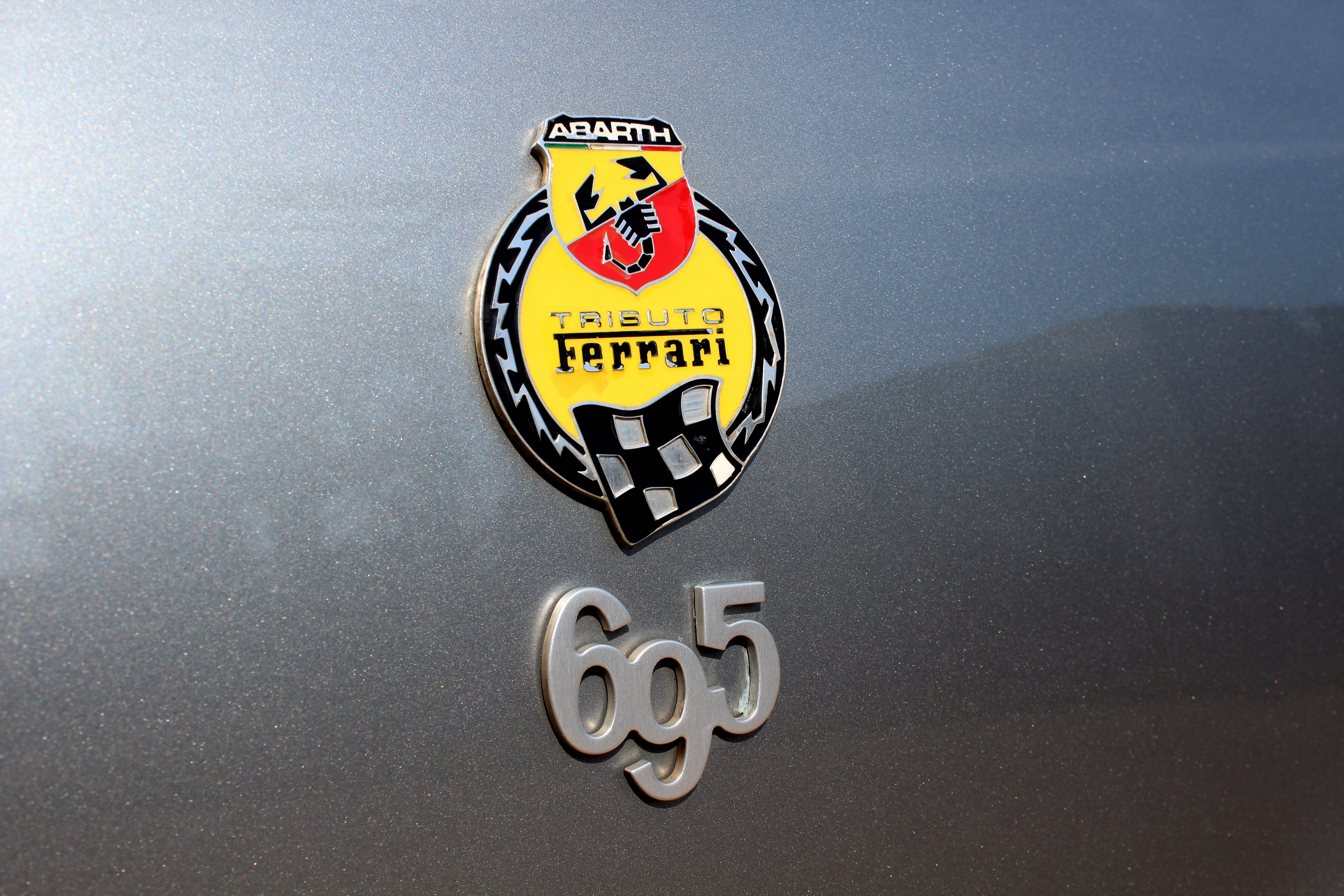 Abarth 695 Tributo Ferrari 1of99
