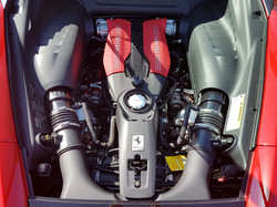 Engine Ferrari 488GTB
