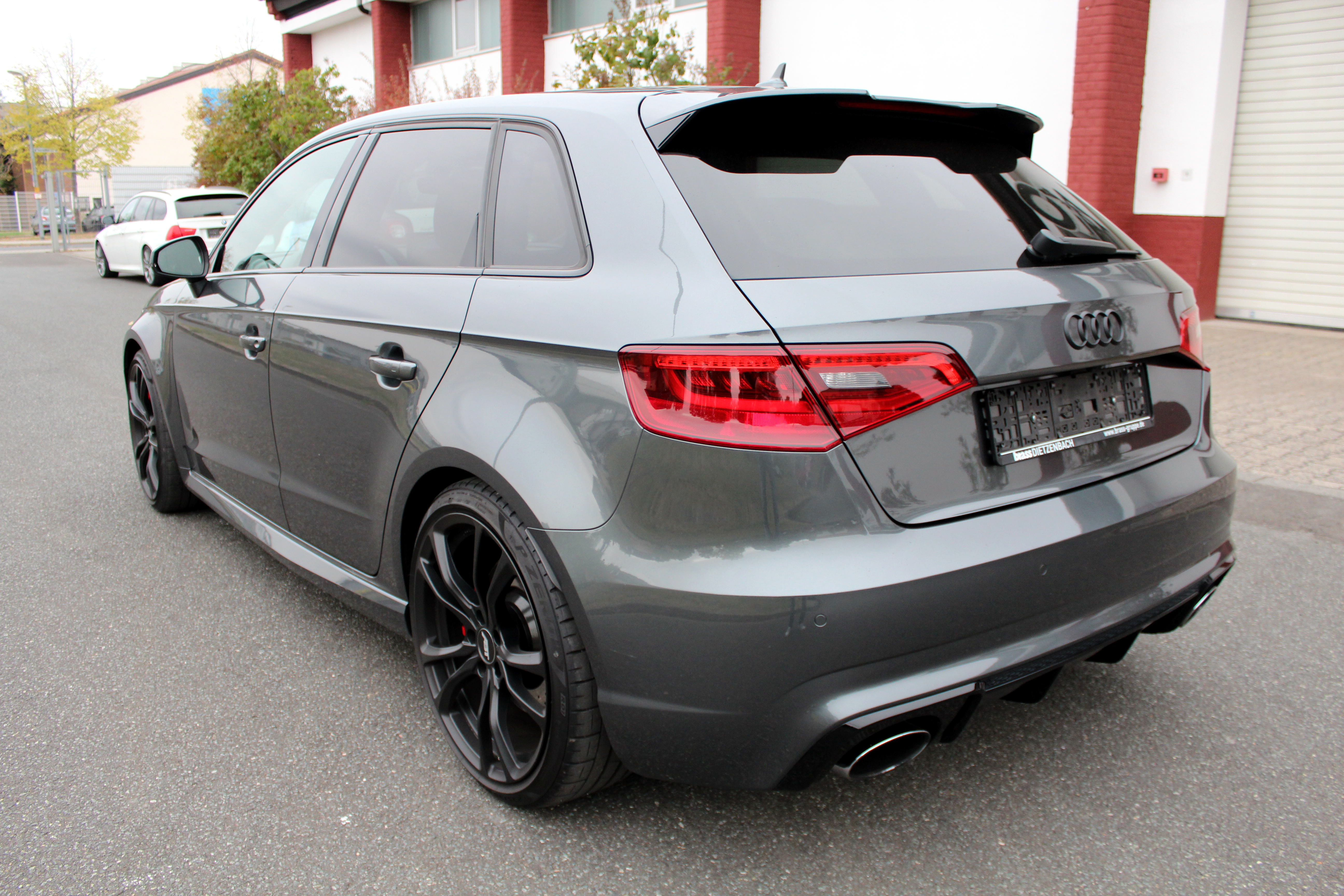 ABT Audi RS3 460PS