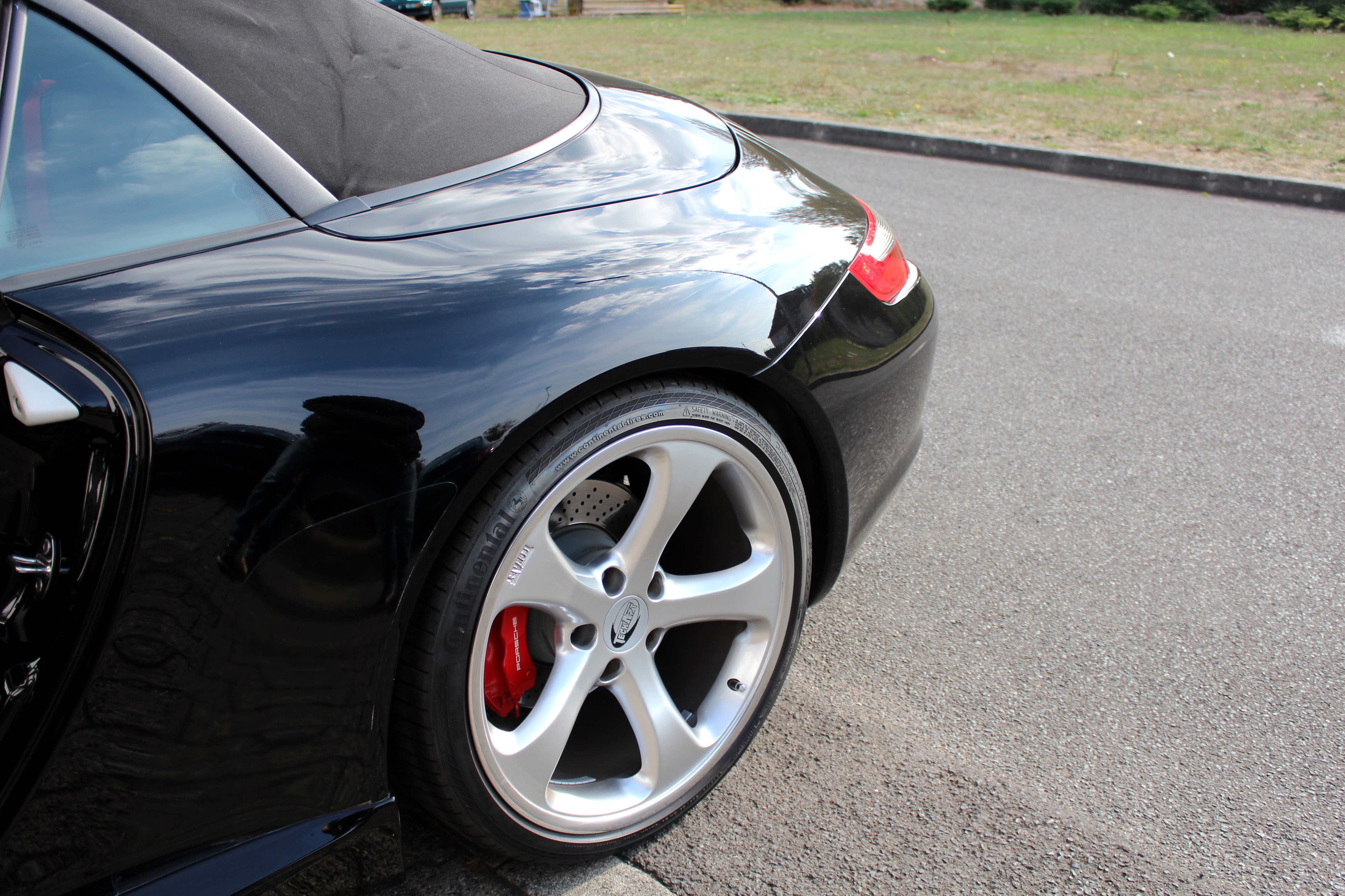 Techart 997 Cabrio 4S