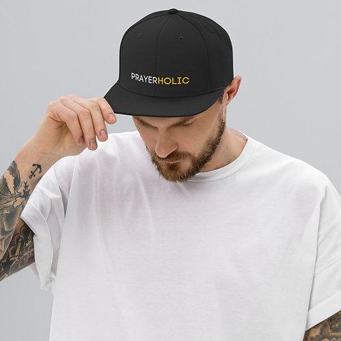 PrayerHolic Snapback Hat